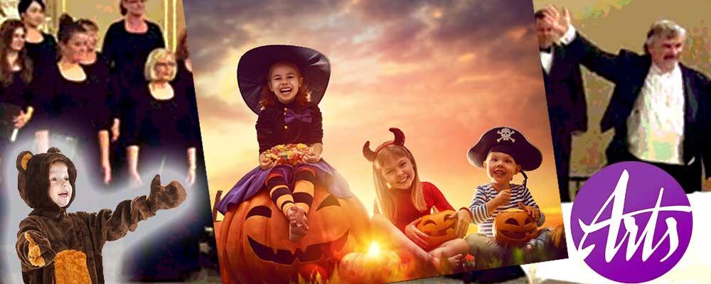 halloween performance